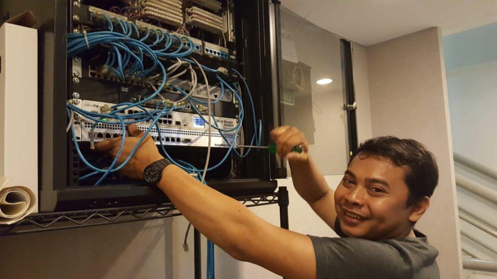 Jasa Instalasi Jaringan LAN